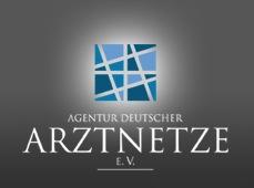 Logo Agentur Deutscher Arztnetze